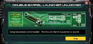 DoubleBarrelLauncher-UnlockMessage