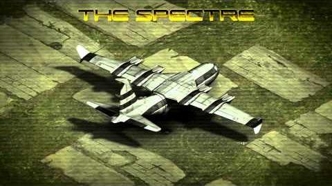 War Commander Spectre