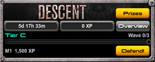 Descent-EventBox