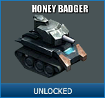HoneyBadger-Unlocked