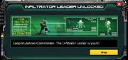 InfiltratorLeader-UnlockMessage