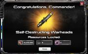 Corpus-Sandstorm-PrizeDraw-Self-DestructingWarheads