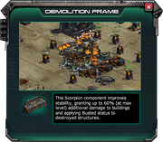 DemolitionFrame-ShadowOpsDescription