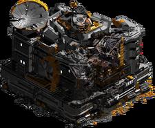 Genesis-CommandCenter-Damaged