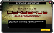 Cerberus-EventMessage-5-24h-Left