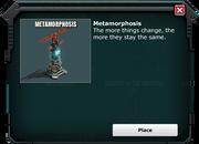 Metamorphosis-Place