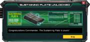 SustainingPlate-UnlockMessage
