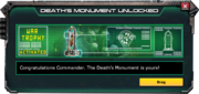 DeathsMonument-UnlockMessage