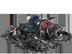 DeepReactor-Lv1-Destroyed