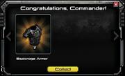 EspionageArmor-PrizeDraw-Win