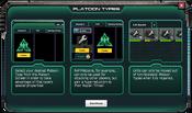 Platoon-Types-Infomation