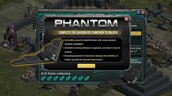 War Commander Phantom