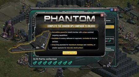 War Commander Phantom