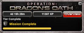 Tier Complete