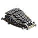 Techicon-Aerodynamic Plate