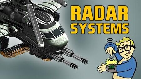 Testing the Radar Systems Vs Floating Turrets