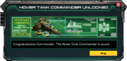 HoverTankCommander-UnlockMessage