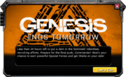 Genesis-EventMessage-5-24h-Remaining