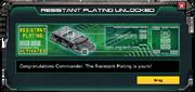 ResistantPlating-UnlockMessage