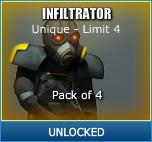 Infiltrator-Unlocked