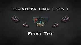 War Commander Shadow Ops ( 95 )