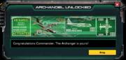 Archangel-UnlockMessage