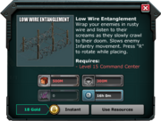 LowWireEntanglement-UnlockRequirements