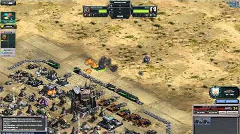 War Commander Operation Desert Recon (Desert Compound Base 30)