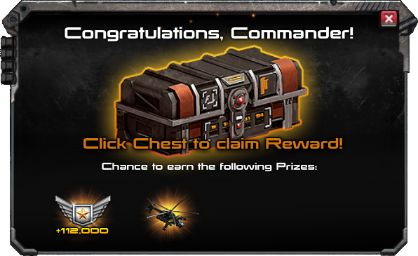 War commander aftermath prizes for students