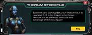 Thor Vault Level 5 Message