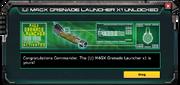 (U)M4GX-GrenadeLauncher-UnlockMessage