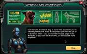 AttackDog-UnlockMessage(Warhawk)