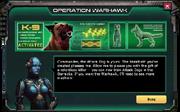 Warhawk-AttackDog-Unlock