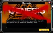 Genesis-EventMessage-6-End