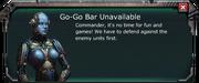 GoGoBar-Unavailable