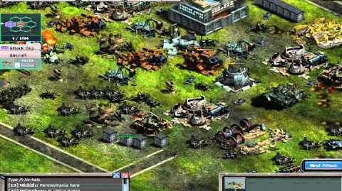 Thunderbolt are firing the Command Center of Level 24 Rogue Faction Level 24 (before live battle era)