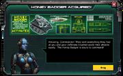 HoneyBader-UnlockNotice