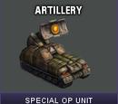 V2 Artillery