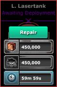 LegendaryLaserTank-RepairTime