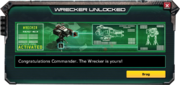 Wrecker-UnlockMessage