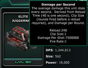Elite Juggernaut DPS