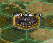 Giant Thorium