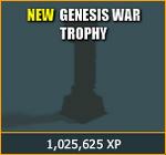 GenesisWarTrophy