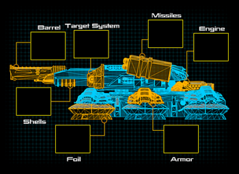 Hover Tank Schematic