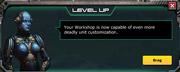 Level 5 workshop