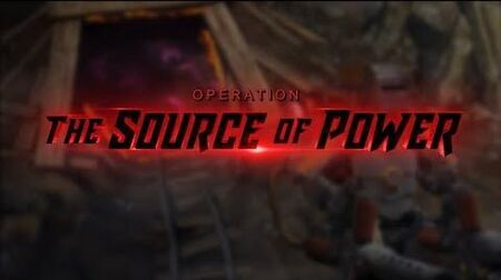 War Commander Operation The Source of Power