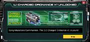 ChargedOrdnance-UnlockMessage