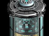 Volatiles Container