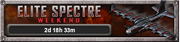 Elite spectre bar
