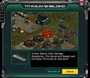 Titanium Shielding - Event Store Pic